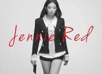 """富二代app[新闻]200221 """"JENNIE red""""广告播放量一天内突破200万次!"""