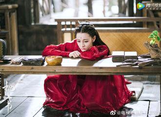 柠檬视频[新闻]200221 《三生三世枕上书》剧照出炉 红衣热巴美艳十足