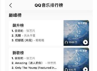 柠檬视频[分享]200222 《会好的》今日继续登顶音乐平台七榜TOP1!