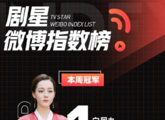 富二代app[新闻]200228 剧星微博指数榜出炉 迪丽热巴凭《枕上书》登顶