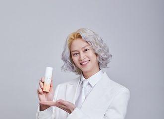 """[新闻]200328 """"干净王 金希澈""""正式成为卫生品牌WHIA首个新代言人"""
