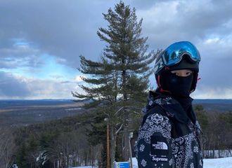 [新闻]200329 王源绿洲更新生活碎片,分享一个滑雪的源哥
