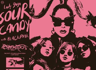 柠檬视频[分享]200528 堪比专业设计师,Blink出动为Lady Gaga与粉墨合作曲设计封面