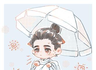 富二代app[分享]200529 吴亦凡超萌饭绘图 快把空调给睽睽公主搬来!