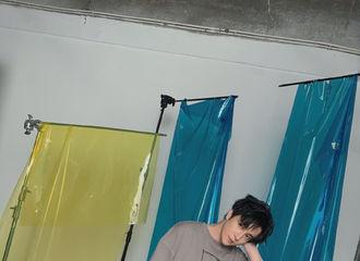 [新闻]200606 薛之谦DSP新图公开 表情冷峻的麻豆薛