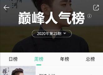 [新闻]200617 新歌成绩速报!《探清水河》上线首日数据榜单公开