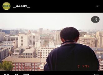 [新闻]200709 易烊千玺ins更新,摄影师小千终于露脸啦