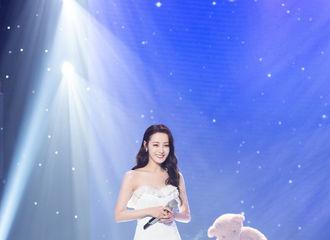 [分享]200710 品牌分享迪丽热巴活动造型 以珍珠搭配钻石绽放耀眼光芒