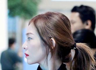 [分享]200807 头发随意一梳起来的Irene,漂亮的程度可不是开玩笑的!
