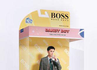[新闻]200807 李易峰手办风格大片公开 格纹西装演绎雅痞绅士