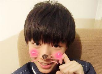[新闻]200808 考古王俊凯与镜头互动系列  难得的中二臭屁小男孩