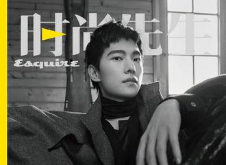 [新闻]200810 杨洋《时尚先生》八月刊封面公开 乘风而起悬定不乱走向更远更好的世界
