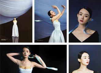 [新闻]200812 赵丽颖《时尚芭莎》内页大片公开 从油画里走出来的复古美人