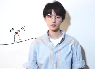 [分享]200919 王俊凯x暴龙眼镜视频一则 凯BOSS和眼镜适配度100%