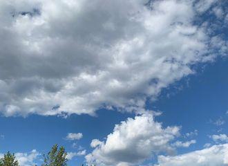 [新闻]200920 摄影博主吴亦凡又双叒叕上线啦 昨日绿洲更新蓝天白云风景照