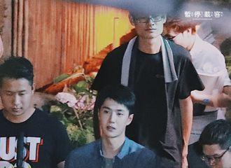 [新闻]200923 前线站姐传来最新消息 恭喜陈宇警官完成任务顺利杀青!