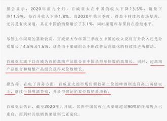 [新闻]201029 代言小福星认证 肖战代言品牌百威领跑同类啤酒制造商