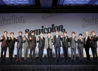"""[新闻]201029 seventeen荣获""""Gaon Chart""""双冠王荣誉!"""