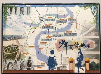 [分享]201030 易烊千玺《少年的你》地图来袭 边看地图边重温电影吧!