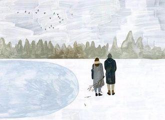 [新闻]201122 听赖冠霖读一首《大雪纷纷》 共赏一场唯美初雪