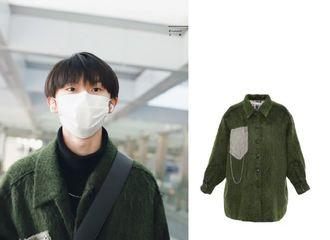 [新闻]201126 时代少年团新鲜机场LOOK 是帅气与保暖并存