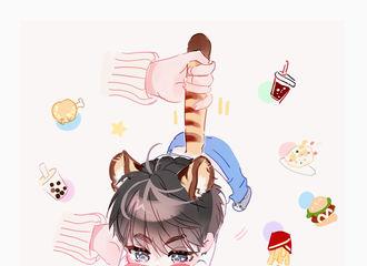[分享]201127 饭绘吃东西的凯喵王俊凯,慢点吃多长肉