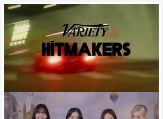 [分享]201202 BLACKPINK将在Variety颁奖仪式出现...预计以影像形式