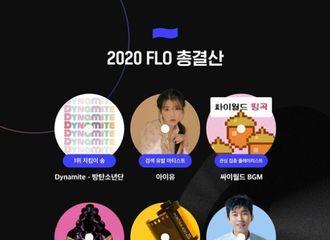 """[新闻]201217 IU摘得音乐平台""""FLO""""年度搜索最多的艺人一位!"""