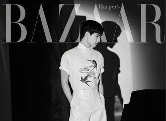 [新闻]210114 杨洋《时尚芭莎》封面预告公开 杂志将于明日10点正式开售!