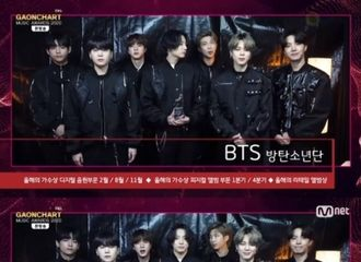 """[新闻]210113 SEVENTEEN荣获""""Gaon Chart Music Awards""""专辑部门第三季度奖杯"""