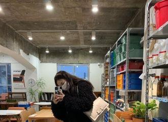 [分享]210115 Red Velvet涩琪,日常都是画报