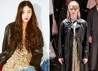 """[新闻]210116 Red Velvet Joy,""""1275万韩元""""与众不同的复古时尚"""