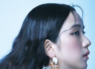 [分享]210121 智秀《W Korea》2月刊画报大片公开,幽静甜雅氛围溢出画面