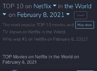 [新闻]210211 邓伦《晴雅集》海外收获好评满满 升至网飞全球榜第八