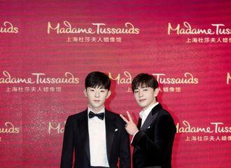 [新闻]210303 北京灯芯请注意 邓伦蜡像现已正式巡展北京杜莎夫人蜡像馆