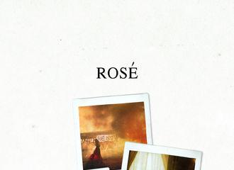 [新闻]210307 ROSE SOLO专辑《R》倒计时D-5,复古情调海报公开