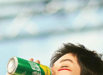 [新闻]210309 酷帅男孩华晨宇代言升级 正式成为雪碧全球品牌代言人!