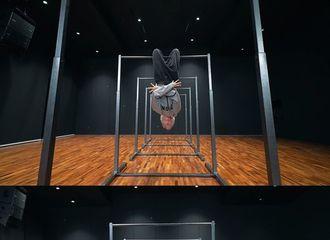 [新闻]210412 SEVENTEEN Hoshi , 《Spider》 舞蹈视频公开...表演队长的威严