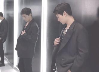 [新闻]210413 《7 Days with Yang Yang》第二日视频公开 杨洋已在电梯潇洒就位