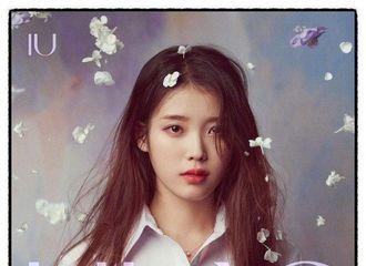 [新闻]210415 IU在第15周Gaon排行榜获得2冠王的荣誉