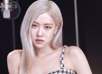 [新闻]210415 BLACKPINK ROSÉ x 圣罗兰,玫瑰色beauty film