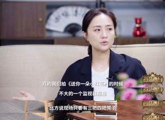 [新闻]210417 演员朱媛媛节目中提到易烊千玺,高素养的千玺前辈都赞不绝口
