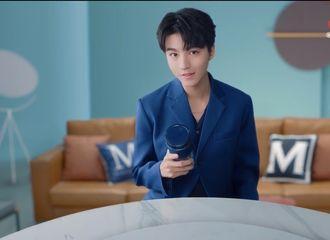 [新闻]210419 王俊凯x摩飞气泡果汁杯广告大片发布 快来get代言人同款新潮果汁喝法