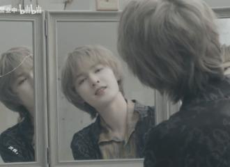 [新闻]210426 请收藏来自朱正廷的心意 生日单曲《陷》创意视频&侧拍花絮图抖落