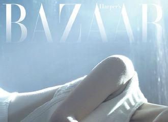 [新闻]210501 《时尚芭莎》电子刊五月封面人物预告公开 来与坦率而又灵动的她相遇