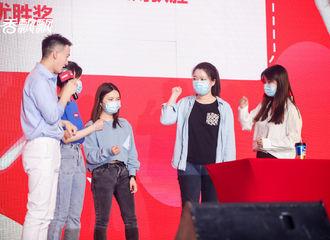 [新闻]210507 王俊凯x香飘飘现场图返出炉,影像定格了最优美的时刻