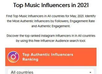 """[分享]210509 JENNIE入榜""""全球最具影响力音乐名人""""第八名"""