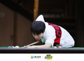 [新闻]210509 《恰好是少年》发布王俊凯预告照 运动系少年永远令人心动