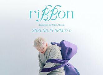 [新闻]210525 GOT7 BamBam首张个人迷你专辑主打曲《riBBon》...少年美