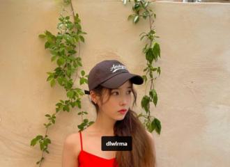 """[新闻]210530 IU偶像榜单第1位,""""外貌也是话题"""""""